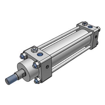 SMC 拉杆缸,CHAB40-100