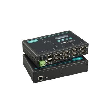 摩莎Moxa 串口服务器,NPORT 5650-8-DT