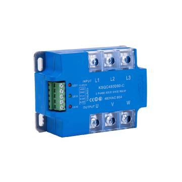 库顿 三相交流输出型固态继电器KSQC480D60-C 60A 200-530VAC
