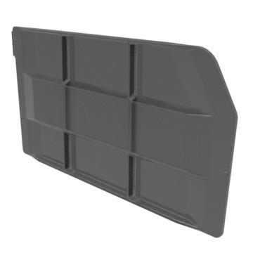 Raxwell 纵向分隔板,TK-H300,PS材质,加强筋结构,搭配TK3215/TK3315/TK3415,黑色