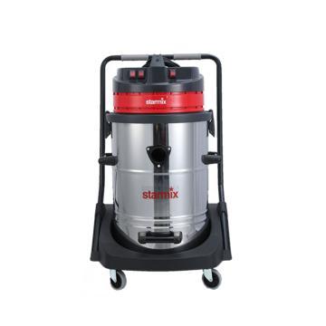驰达美(starmix)干湿两用吸尘器,80L GS-3078PZ,最大功率3600W
