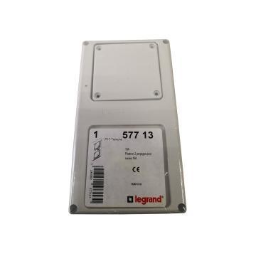 罗格朗/legrand 配电箱,16A 2个暗装插座,057713