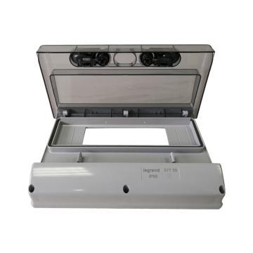 罗格朗/legrand 配电箱,2位 12模数 16A ,057705