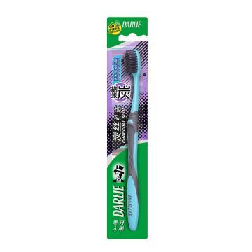 黑人darlie牙刷,BC3炭丝纤洁中国软(售完即止)