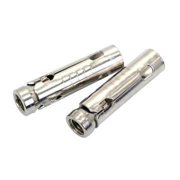 三片式膨胀管,M8,不锈钢304,洗白,100个/盒