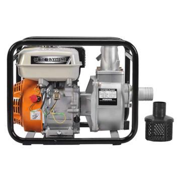 伊藤动力 2寸汽油机抽水泵自吸泵,YT20WP,手启动,最大吸程8米