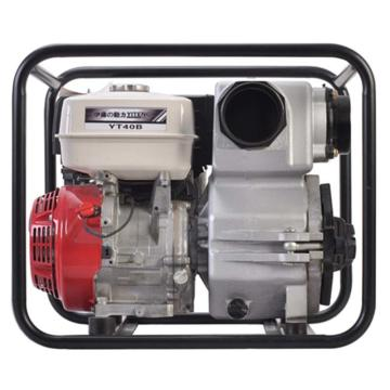 伊藤动力 4寸汽油机泥浆泵,YT40B,手启动,最大吸程8米