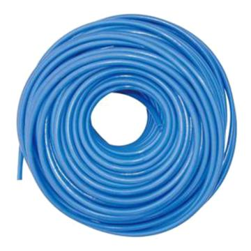 山耐斯 SUN RISE 聚氨酯编织软管,φ8×5-100M/卷-蓝色,PU-0850-5-I/B