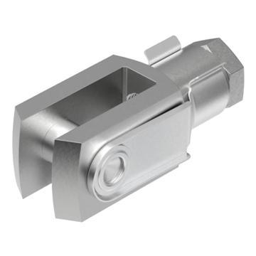 费斯托FESTO 气缸活塞杆附件,带销接杆,SG-M16X1,5,6146
