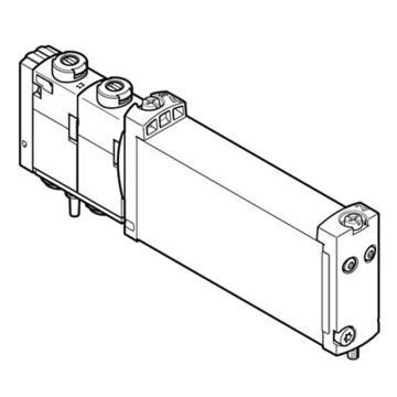 费斯托FESTO 电磁阀,VUVG-B14-B52-ZT-F-1T1L,573484