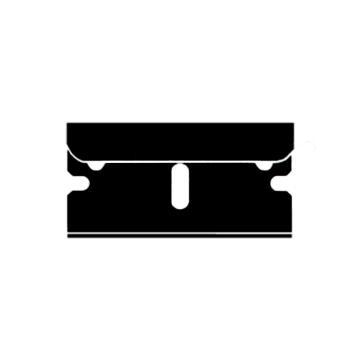 Martor 安全刀片,弹簧伸缩标配刀片, 44