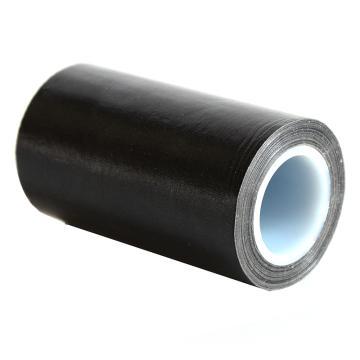 美澳 特氟龙PTFE玻璃纤维布耐高温胶带,黑色(防静电),0.18mm*50mm*10m