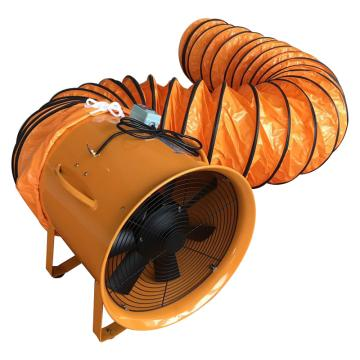 宝丰 手提式抽送风机(配5米送风管),SHT-50,220V,散件发货