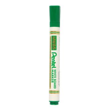 派通 白板圆头记号笔,MW85绿色4.2mm 单支