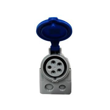 罗格朗Legrand 明装插座,IP44 230V 16A 3P+N+E,555156