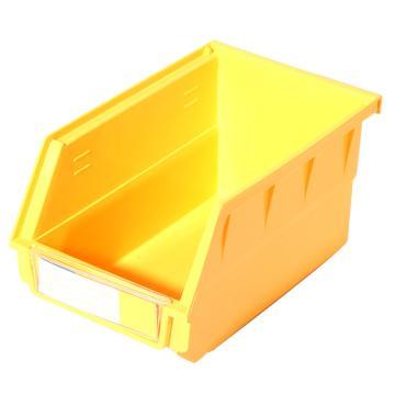 力王 背挂零件盒,140*105*75mm,全新料,PK-012-黄色,单位:个