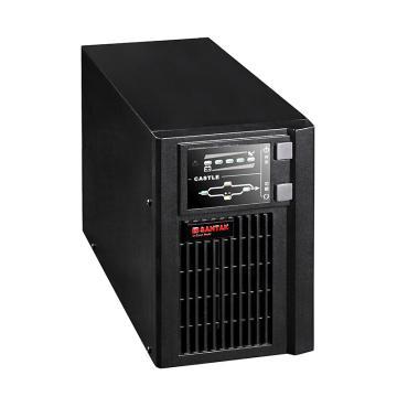 山特 UPS不间断电源主机(塔式),C1KS,需另配外接蓄电池使用