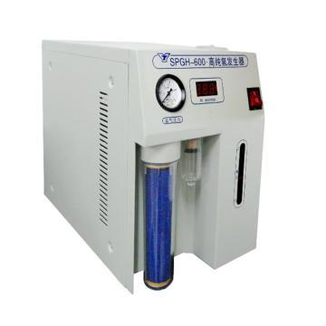 中亚 高纯氢发生器,输出流量0~600ml/min,SPGH-600