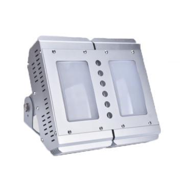 森邦照明 LED防眩泛光灯,SPL316 功率100W 白光6000K 支架式安装 含U型支架,单位:个