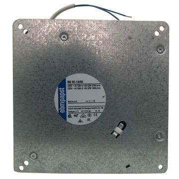 ebmpapst 散热风扇,RG90-18/56,230V,50/60HZ,22W