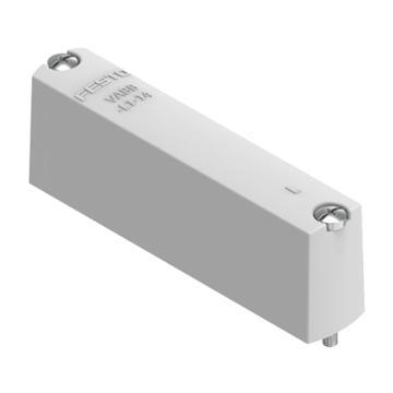 费斯托/FESTO VUVG系列电磁阀空位盖板,VABB-L1-14,569989