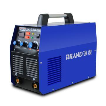 瑞凌 直流逆变双电压手工电焊机,ZX7-250GS,220V/380V,官方标配