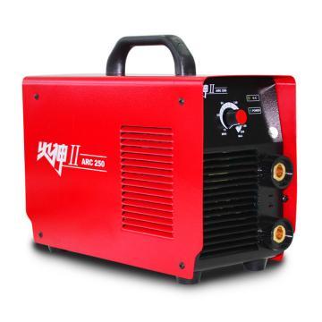 瑞凌火神系列直流手工电焊机,ARC-250CT,220V (带焊钳焊线地线地夹等国产配件)