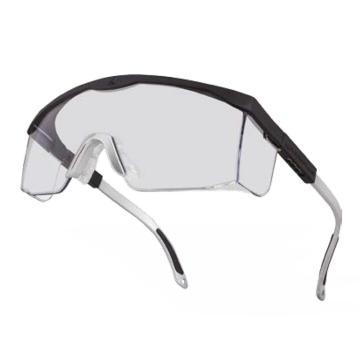 代尔塔DELTAPLUS 防护眼镜,101155,KUNLUN 中国昆仑款 防雾防刮擦 透明镜片