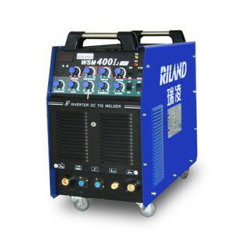 瑞凌逆变多功能氩弧焊机,WSM400IJ,脉冲式氩弧焊机