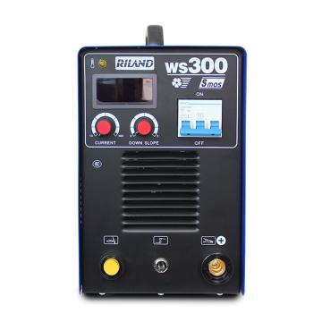 瑞凌 逆变单用直流氩弧焊机,WS-300S,380V,官方标配