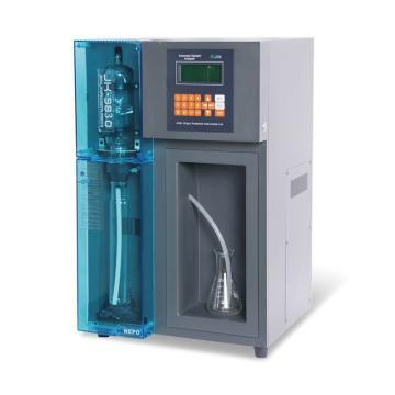 精锐 自动凯氏定氮仪,消化管排废(自动/手动),自动碱管路清洗,0.1~200mgN,固体≤6g/液体≤20ml,JK9830A