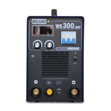 瑞凌 氩弧焊手工焊两用焊机,WS-300A,380V,官方标配