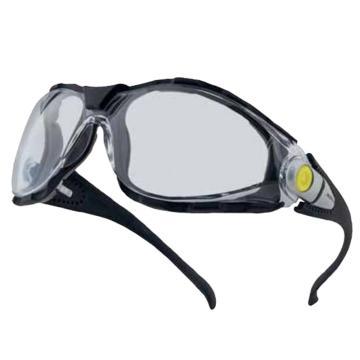代尔塔DELTAPLUS 防护眼镜,101133,PACAYA LYVIZ 防污防雾防刮擦 透明镜片