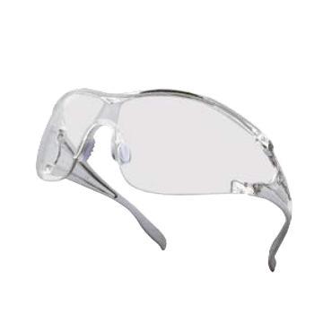 代尔塔DELTAPLUS 防护眼镜,101128,EGON CLEAR 时尚型 防雾防刮擦 透明镜片