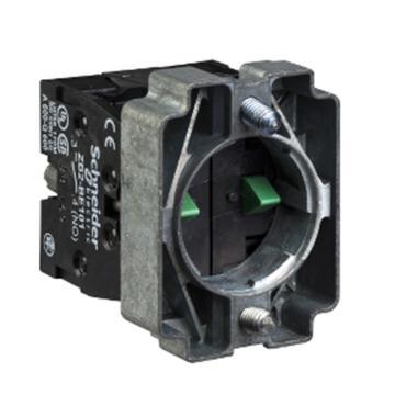 施耐德Schneider XB2 安装基座带触点2NO,ZB2BZ103C
