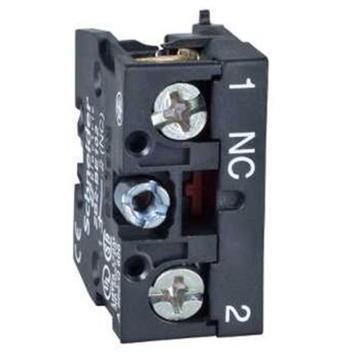 施耐德Schneider XB2 触点模块1NC,ZB2BE102C