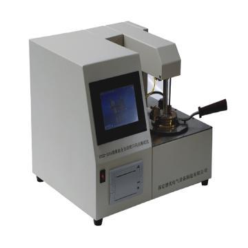 德优电气 绝缘油全自动闭口闪点测试仪,DYSD-303A
