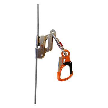 普瑞斯特PURISTC 抓绳器,ST-8,钢丝绳止跌扣 适合8mm钢丝绳使用