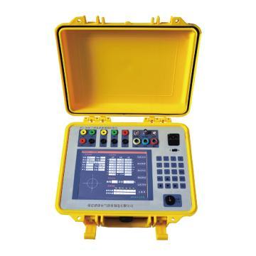 德优电气 三相电能表现场校验仪,DYJ-2066