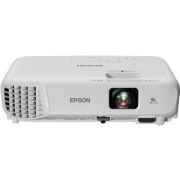 爱普生(EPSON)投影仪 ,CB-S05, 投影机办公(3200流明 支持左右梯形校正 HDMI)