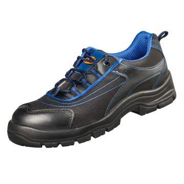 优工 绝缘安全鞋,PAD-U1712BU-44,多彩系列防砸绝缘