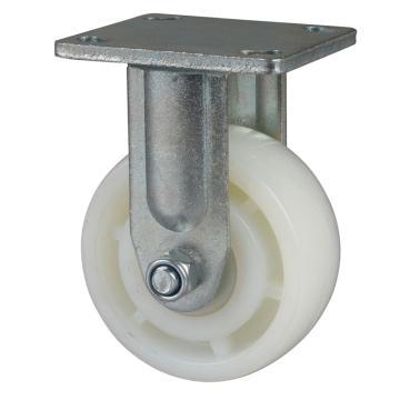 易得力(EDL) 定向高强度尼龙(TPA)脚轮,脚轮重型5寸800kg,78105-785-26