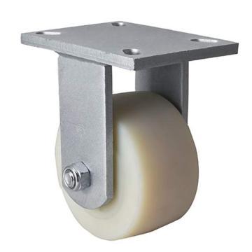 易得力(EDL) 定向尼龙(MC)脚轮,脚轮重磅6寸1600kg,93106-936-26