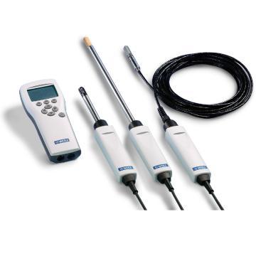 维萨拉 手持式湿度表(配置:MI70+HMP77+MI70Link通讯软件 (充电电池供电)),HM70B4D1A0AB