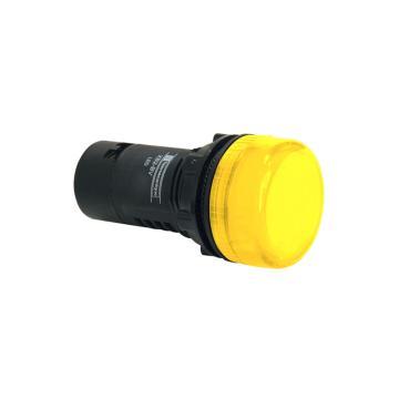 施耐德电气Schneider Electric XB2 黄色指示灯(220VAC),XB2BVM5LC(10的倍数订货)