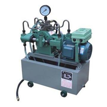 世环 电动试压泵,4DSY-40MPA,带电控装置
