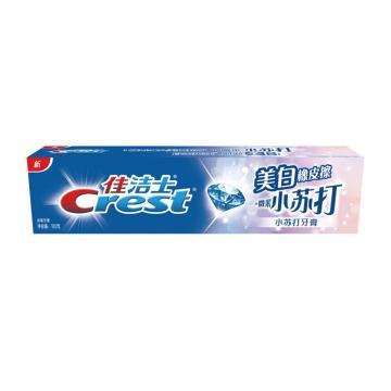 佳洁士牙膏,3D炫白小苏打180g