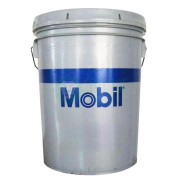 美孚 合成润滑脂,Mobiltemp SHC 32,16KG/桶