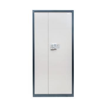 国保 保密柜,G1260单门钢制密码文件柜G1990双门加厚全钢保管柜 G1990五层无抽保密文件柜