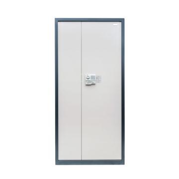 国保 保密柜,G1992双门1.9m高全钢密码文件保管柜 G1992整体双门保密文件柜